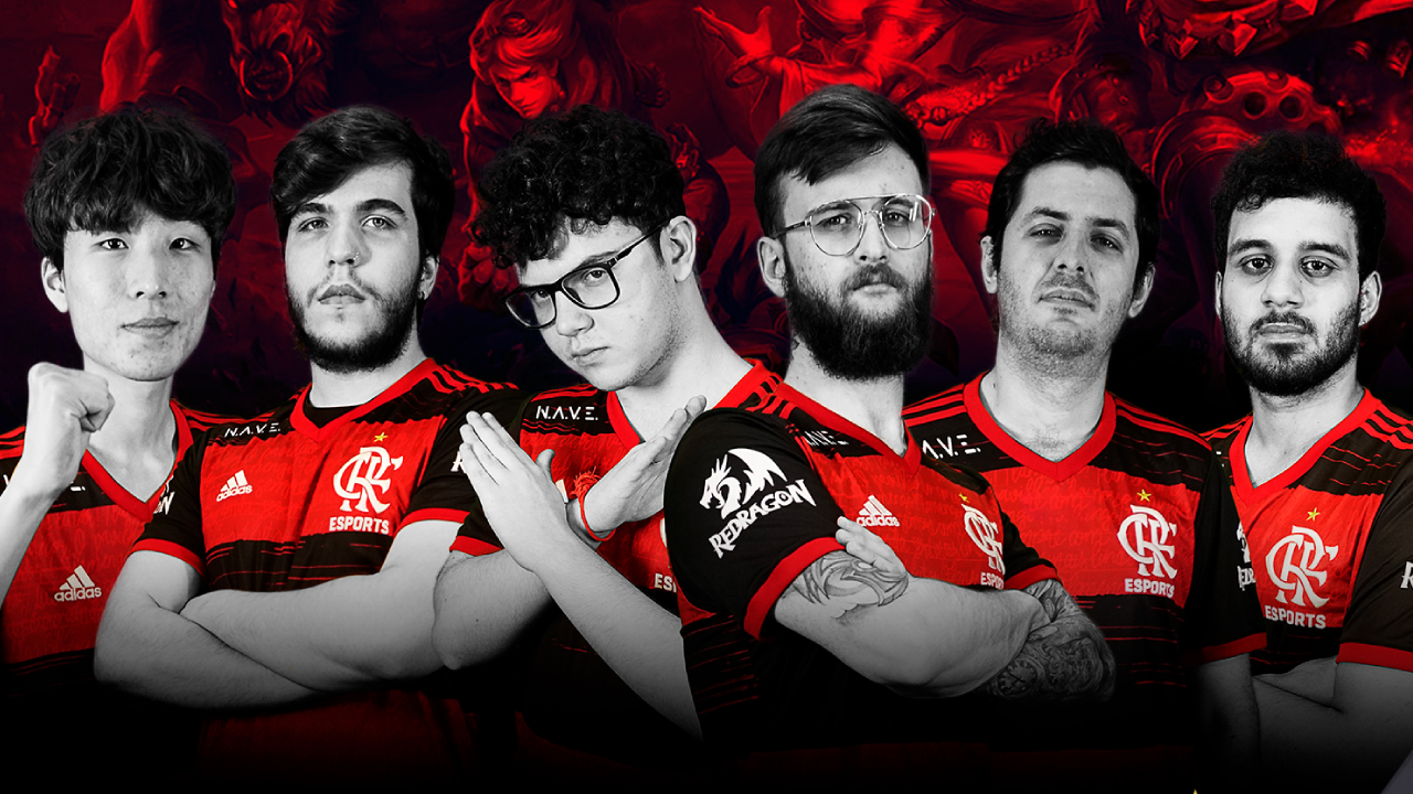 Flamengo agora é NAVE!