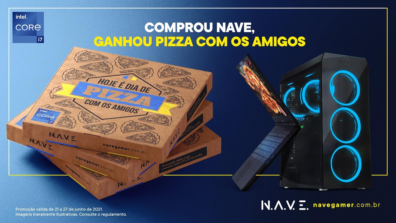 Regulamento – Hoje é dia de Pizza com os amigos – NAVE
